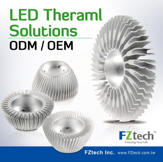 Heatsink for LED products 1